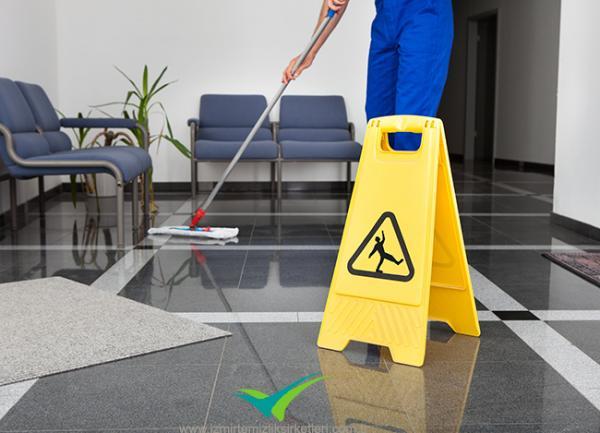 İzmir ofis temizliği