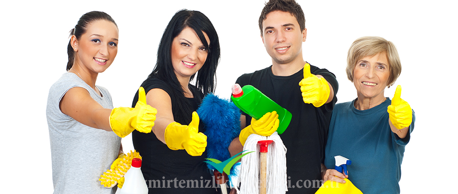 izmir temizlik firması hakkında